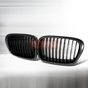 Bmw 1996-2003 Bmw E39 5-Series Front Hood Grille Performance-l