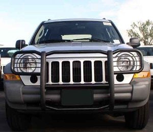 JEEP LIBERTY 05-07 Jeep Liberty MODULA ck  2&4WD  Guards & Bull Bars Stainless