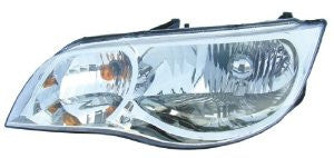 Saturn ION Coupe 03-07 Headlight  Head Lamp Driver Side Lh