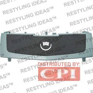 Cadillac 2002-2006 Cadillac Escalade Gray Mesh (Metal) Abs Grille Performance