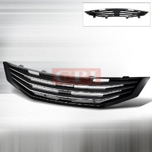 Honda 08-10 Honda Accord 2Dr Mugen Style Grill Performance 2008,2009,2010-y