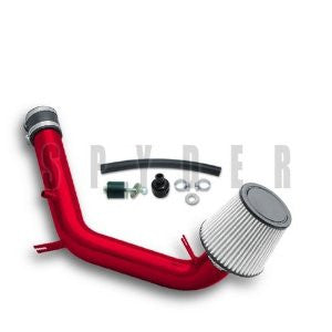 Volkswagen Jetta 99-05 4Cyl / Golf 2.0 SOHC Cold Air Intake / Filter - Red