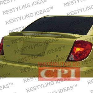 Saturn 2003-2008 Ion Quad/2D Custom 2-Post Style Spoiler Performance