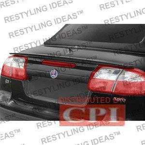Saab 2004-2008 9.3 Convertible Factory Lip Mount Style Spoiler Performance