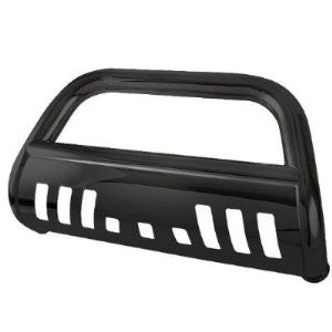 Jeep Commander 06-09 3inch Grille Bull Bar - Black
