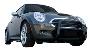 Mini Cooper S 02-06 Mini Cooper S Sport Bar 2Inch Black 2Wd Grille Guards & Bull Bars Stainless Products Performance 2002,2003,2004,2005,2006