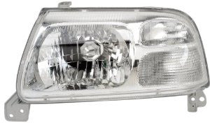 Suzuki  Grand Vitara 99-03/Vtara/Vitara V6 99-05/Xl-7 01-03 Headlight  Head Lamp Driver Side Lh