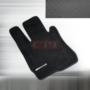 Mercedes 07-11 W221 S Class Floor Mat With Logo PERFORMANCE