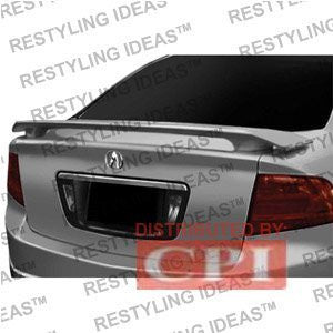 Acura 2004-2008 Tl Factory 2 Post Style Spoiler Performance