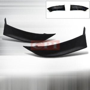 SUBARU 04-05 SUBARU WRX STI-TYPE REAR BUMPER LIP PERFORMANCE 2004,2005