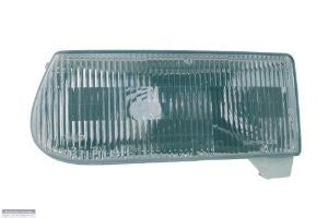 Mercury 97 Mountaineer   Headlight Assy Lh   Except Sport 01