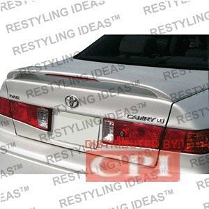 Toyota 1997-2001 Camry Factory Style W/Led Light Spoiler Performance