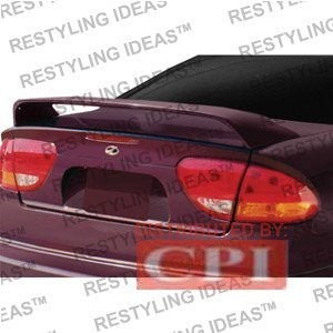 Oldsmobile 1999-2004 Alero Custom Mid Wing Style Spoiler Performance