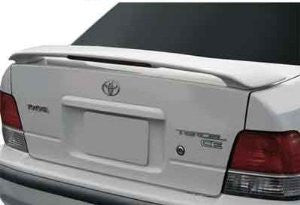Toyota 1994-1998 Tercel Factory Style W/Led Light Spoiler Performance-i