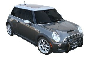 Mini Cooper Convertible 2009 Mini Cooper Convertable Sport Bar 2Inch Black 2Wd Grille Guards & Bull Bars Stainless Products Performance