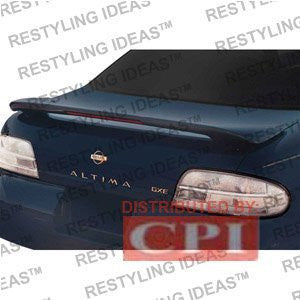 Nissan 1993-1997 Altima Factory 1995 Style W/Led Light Spoiler Performance