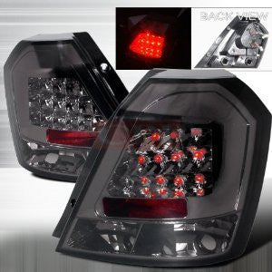 CHEVROLET 2007-2008 CHEVY AVEO HB LED TAIL LIGHTS /LAMPS - SMOKE 1 SET RH&LH PERFORMANCE 2007,2008