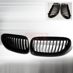 Bmw 04-09 Bmw E63 6 Series - Black Grille PERFORMANCE