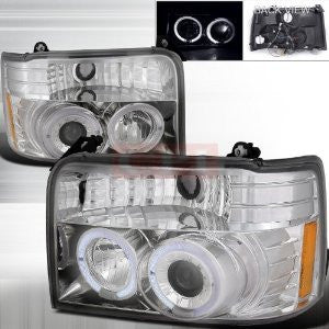 Ford F150 92-96 Ford F150 Projector Headlights