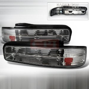 NISSAN 89-94 NISSAN 240SX S13 COUPE TAILLIGHT/ TAIL LAMP /LIGHT CHROME Performance 1 SET RH & LH 1989,1990,1991,1992,1993,1994