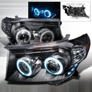 Land 2008-2009 Land Crusier Ccfl Projector Head Lamps/ Headlights H.L