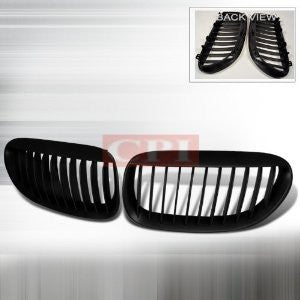 BMW 04-09 BMW E63 6 SERIES - BLACK GRILLE PERFORMANCE 2004,2005,2006,2007,2008,2009