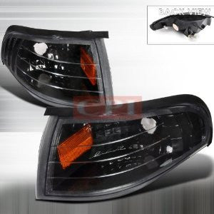 FORD 94-98 FORD MUSTANG CORNER LIGHTS performance conversion kit  1 SET RH & LH ,1994,1995,1996,1997,1998