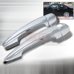 Bmw 1999-2004 Bwm 3-Series Chrome Door Handle Covers PERFORMANCE
