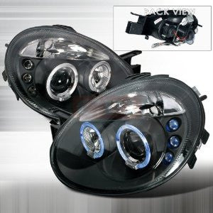 Dodge 2003-2005 Dodge Neon Srt4 Led Projector Head Lamps/ Headlights-e