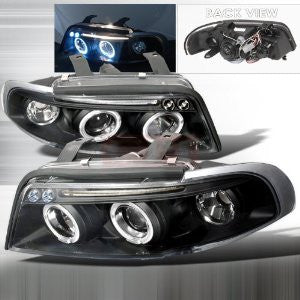 Audi 1996-1999 Audi A4 Projector Head Lamps/ Headlights