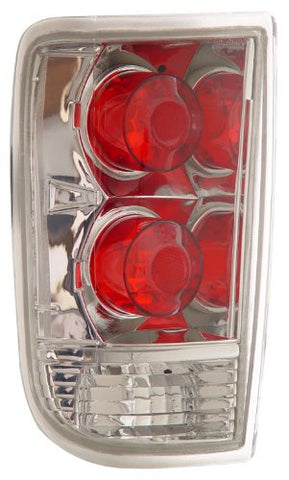 CHEVROLET/CHEVY BLAZER 95-00 TAIL LAMPS / LIGHTS CHROME Euro Performance 1 SET RH & LH 1995,1996,1997,1998,1999,2000