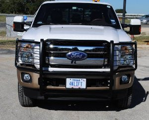 Ford Superduty 2011 Ford Superduty 350-550 Grille Guards & Bull Bars Stainless Products Performance 2011