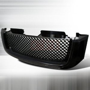 Gmc 2002-2007 Gmc Envoy Front Grille Black Performance-j