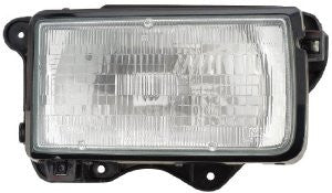 Isuzu Rodeo 91-97/ Hd Passport 94-97 Headlight  Assy. Lh Head Lamp Driver Side Lh