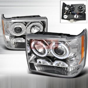 JEEP 93-98 GRAND CHEROKEE PROJECTOR HEADLIGHT performance conversion kit  1 SET RH & LH 1993,1994,1995,1996,1997,1998