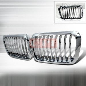 Bmw 1992-1996 Bmw E36 3-Series Front Hood Grille Performance