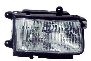 Isuzu Rdeo/ Amigo / Hd Passport 98-99 Headlight  Lh Head Lamp Driver Side Lh
