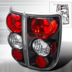 CHEVROLET 1995-2002 CHEVY S10 BLAZER/JIMMY TAIL LIGHTS /LAMPS -EURO 1 SET RH&LH 1995,1996,1997,1998,1999,2000,2001,2002