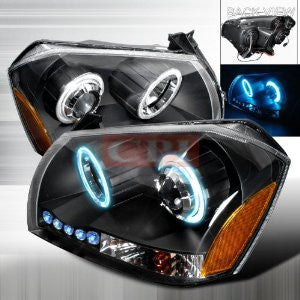 DODGE 2005-2007 DODGE MAGNUM PROJECTOR HEAD LAMPS/ HEADLIGHTS 1 SET RH&LH   2005,2006,2007