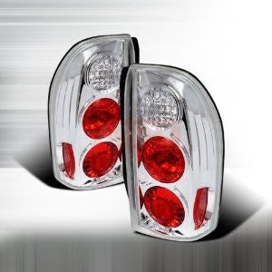 Suzuki 1999-2004 Suzuki Grand Vitara/Xl7 Tail Lights /Lamps Euro 1 Set Rh&Lh Performance 1999,2000,2001,2002,2003,2004-q