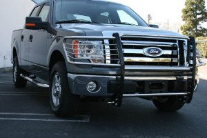 FORD F-150 PICKUP 2009-  FORD F-150 1 PC  /BRUSH GUARD STAINLESS  Guards & Bull Bars Stainless