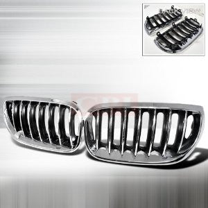 Bmw 04-06 Bmw E83 X3 - Hood Grille Performance