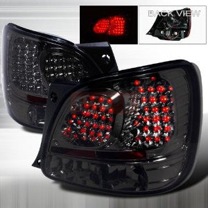 Lexus 1998-2005 Lexus Gs300 Gs400 Led Tail Lights /Lamps 1 Set Rh&Lh Performance 1998,1999,2000,2001,2002,2003,2004,2005-m