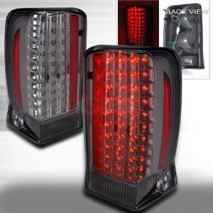 CADILLAC 02-05 ESCALADE ESV LED TAIL LIGHTS PERFORMANCE 1 SET RH & LH 2002,2003,2004