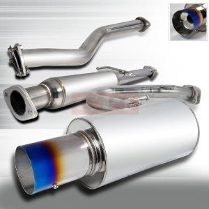 "Scion 05-10 Tc Catback Exhaust System 2.5"" Piping PERFORMANCE"
