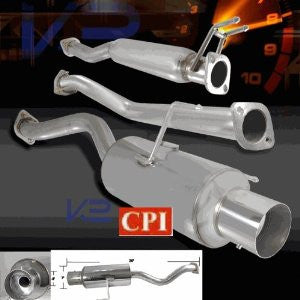 Acura 2002-2006 Acura Rsx Catback Exhaust System 2.5 Inch Performance-a