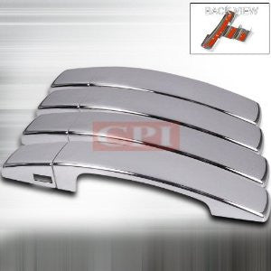 RANGE ROVER 06-09 SPORT CHROME DOOR HANDLE COVER PERFORMANCE 1 SET RH & LH 2006,2007,2008,2009