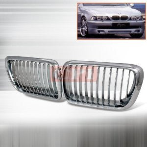 Bmw 1996-2003 Bmw E39 5-Series Front Hood Grille Performance-y