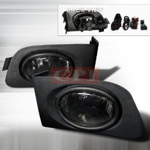 Honda 2001-2003 Honda Civic Oem Style Fog Lights/ Lamps Performance 1 Set Rh & Lh 2001,2002,2003