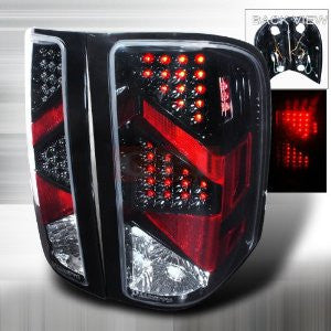CHEVROLET 2007-2008 CHEVY SILVERADO LED TAIL LIGHTS 1 SET RH&LH PERFORMANCE 2007,2008